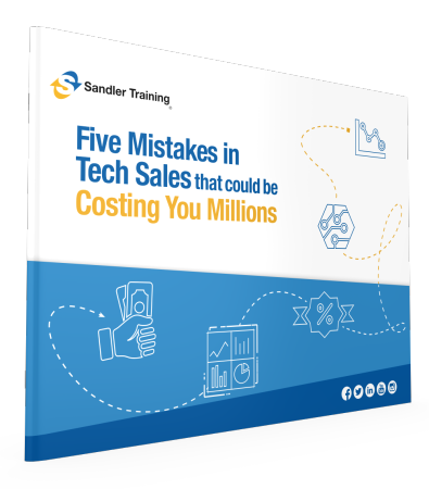 Free eBook: 5 Mistakes In Tech Sales That Could Be Costing You Millions