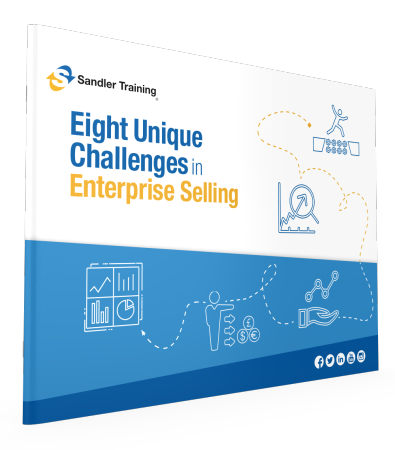Free Report: 8 Unique Challenges in Enterprise Selling